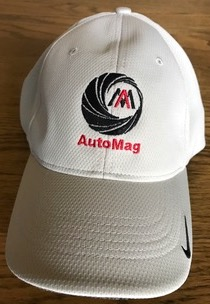 67 - Auto Mag Logo Hats (one size fits all)
