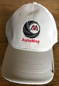 77 - Auto Mag Logo Hats (one size fits all)