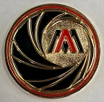 85 - Auto Mag Challenge Coin