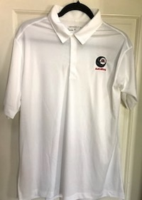 78 - Auto Mag Logo Golf Shirts